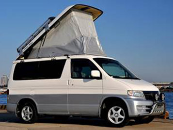 newest edition mazda bongo with elavating roo cheap