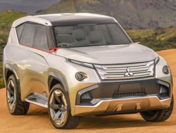 new edtion mitsubisho pajero