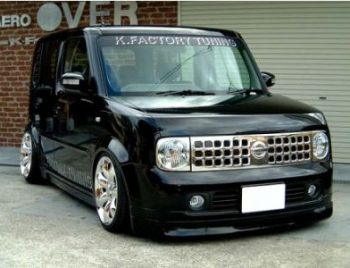 ANY Nissan Cube or Cubic supplied fully UK registered.