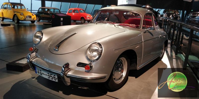 Porsche 356 Speedster for sale UK registered