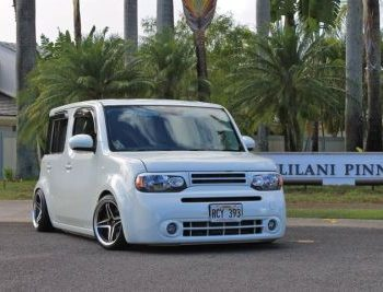 Nissan Cube or Cubic supplied fully UK registered.