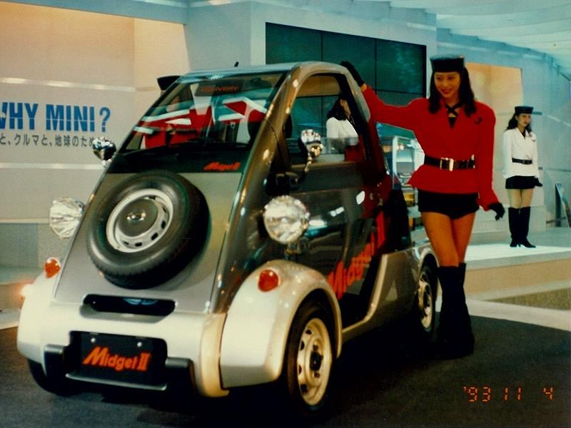 daihatsu midget concept for sale uk