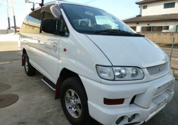 Mitsubishi Delica Spacegear for sale