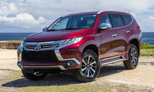 mitsubushi pajero year 2018 for sale UK