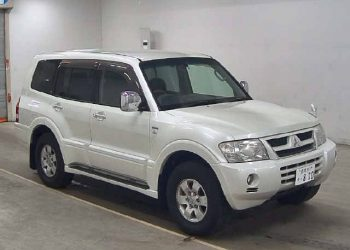 white LWB 3200cc Tdi in japan auction for the UK