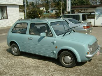 nissan pao for sale uk registered algys autos car omporter from japan uk