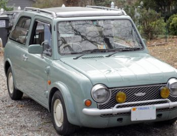 blue nissan pao for sale uk registered algys autos UK