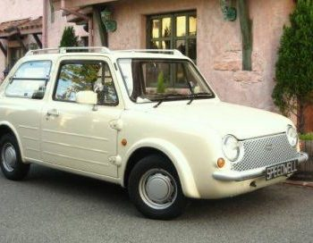 ivory nissan pao for sale uk registered