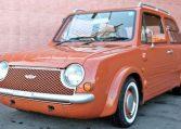 nissan pao terracotta original for sale algys autos UK