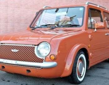nissan pao terracotta original for sale algys autos UK