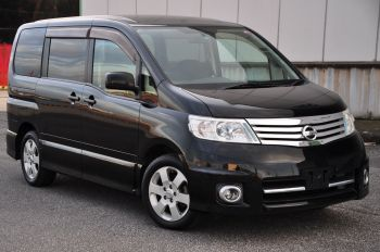 Nissan Serena for sale UK
