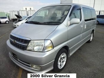 Algys Autos Toyota Granvia for sale UK