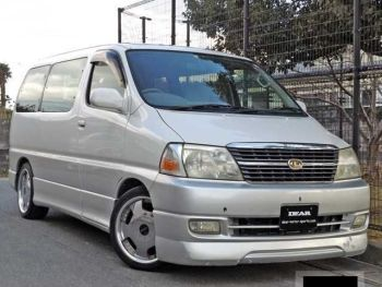Algys Autos Toyota Granvia and Toyota Regius for sale UK