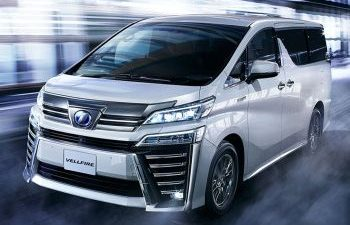 Toyota Alphard For Sale - Import Cars from Japan to UK