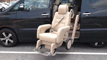toyota welcab disabled access vehicle for sale uk registeed algys autos