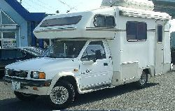isuzu rodeo campervan