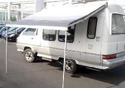 toyota liteace campervan direct import from japan 2200cc diesel