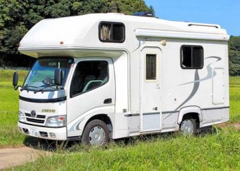 toyota dyna campervan UK