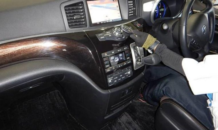 Nissan Elgrand Ref 4982