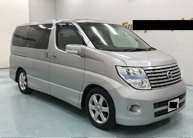 Nissan Elgrand welcab welfare vehicle