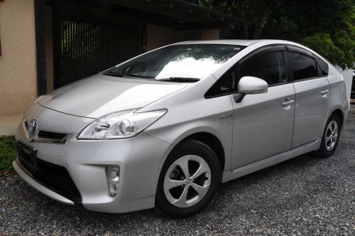 Toyota Prius Hybrid UK by Algys Autos