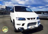 mitsubishi delica 5009 for sale uk Reg