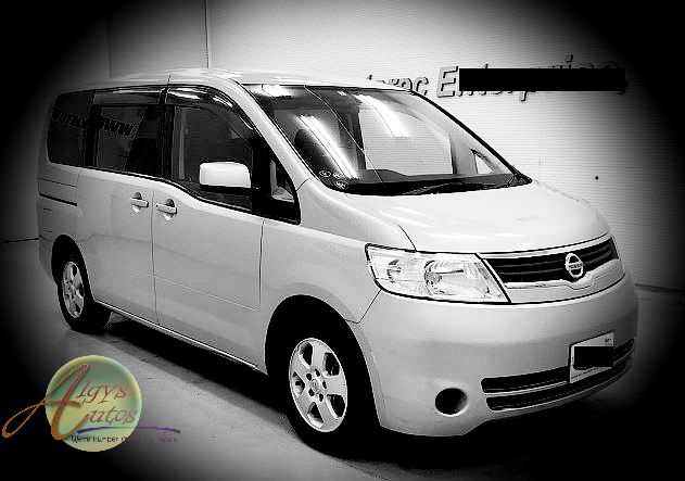 nissan serena 19575A1SJ uk for sale algys