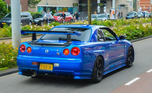nissan skyline gt r type r for sale uk