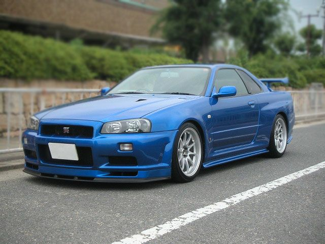 nissan skyline type r algys autos