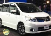 Nissan Serena Hybrid listing for sale algys autos UK