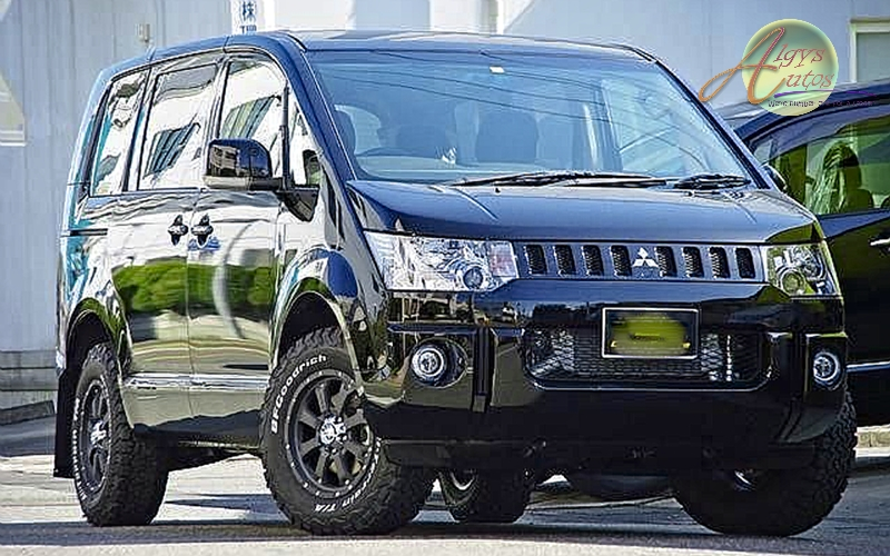 Mitsubishi delica-D5-for sale-uk