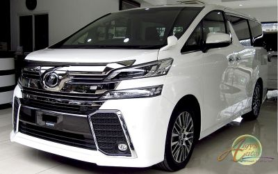 Toyota Vellfire for Sale - Import Cars from Japan to UK