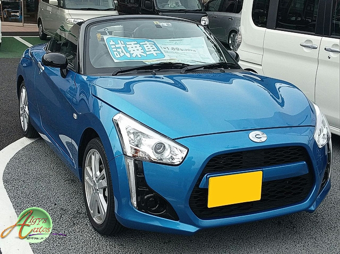 Daihatsu Copen for sale UK Algys Autos UK