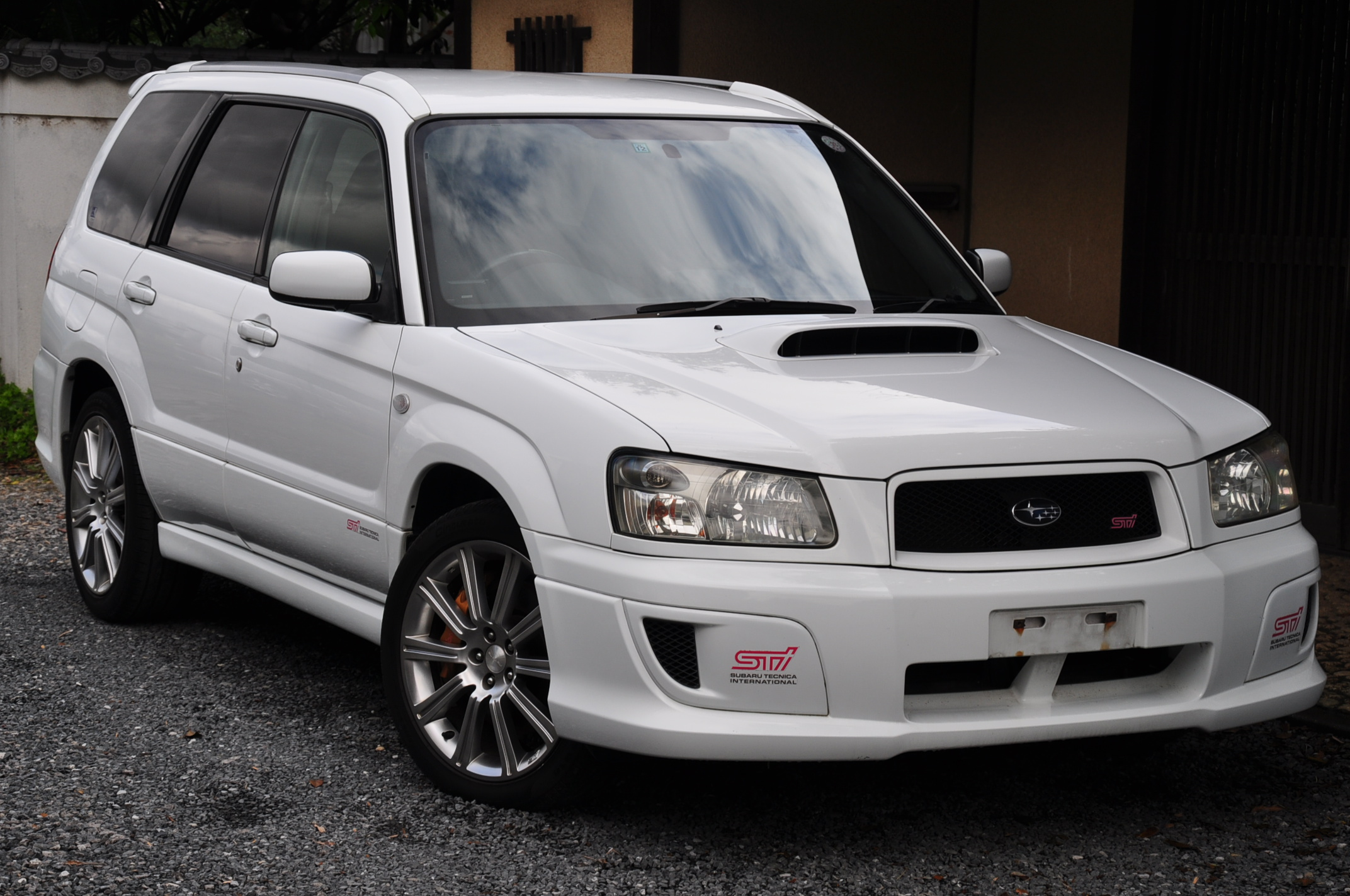 Subaru Forester for sale UK reg