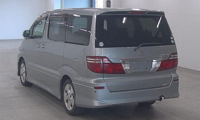 Toyota Alphard ref 5314 for sale