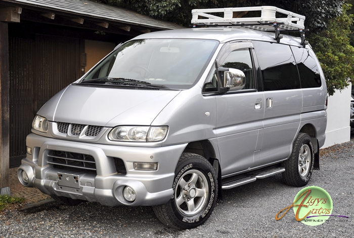 mitsubishi delica spacegear for sale uk registered Algys Autos