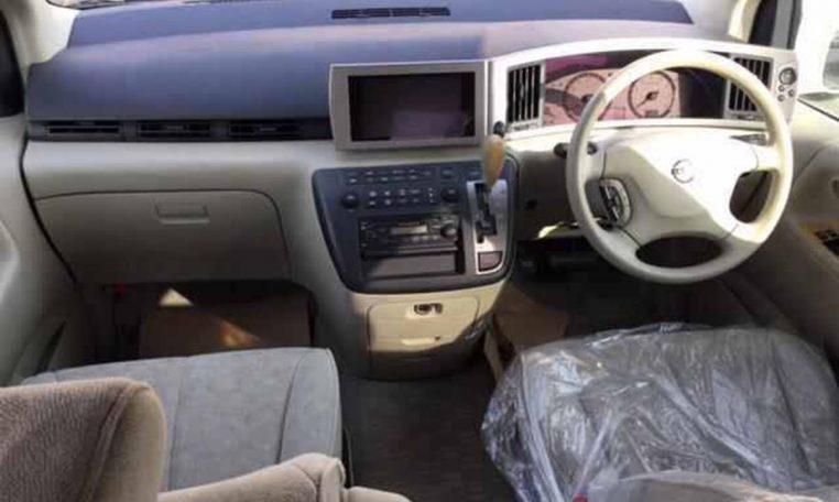 Nissan Elgrand V 70th for sale UK algys uk