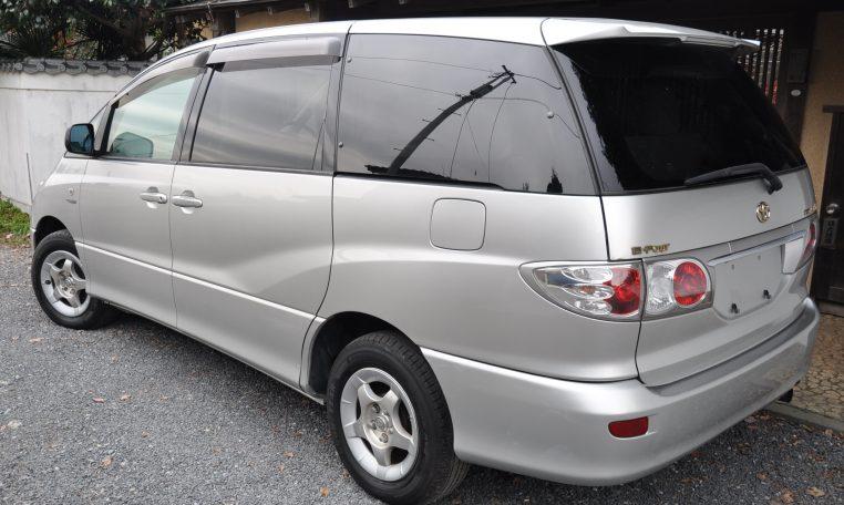 Toyota Estima hybrid disabled UK for sale