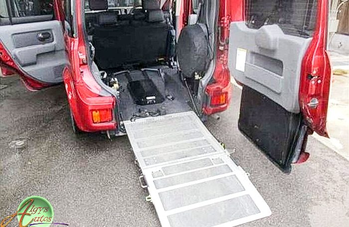 nissan cube disabled WAV 1 for sale uk algys autos