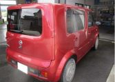 nissan cube disabled WAV 1 for sale