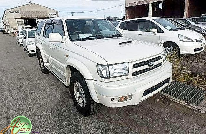 toyota hilux DW9389 surf UK for sale