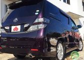 Toyota Vellfire Welcome to Algys Autos Imports Ltd/ Algys Autos have been the UK Major Importer for over 20 years