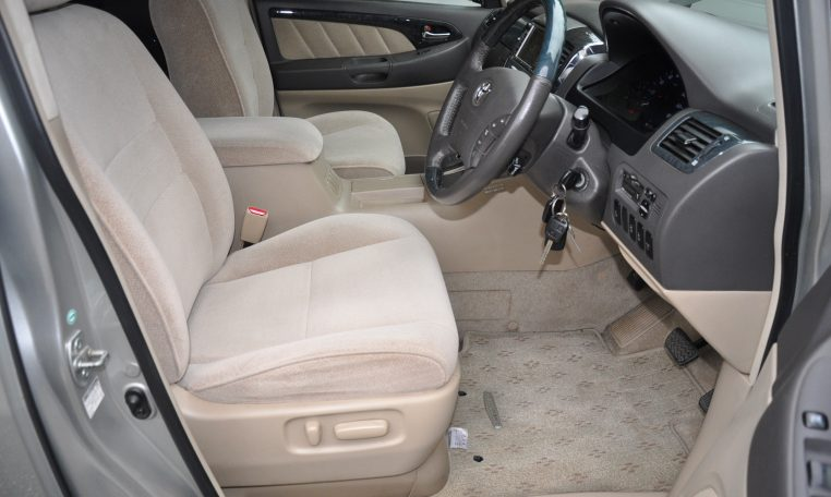 Toyota Alphard supplied for sale fully UK