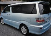 Toyota Alphard Hybrid supplied for sale fully UK registered direct from Japan with V5