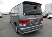 Mazda Bongo supplied for sale fully UK registered direct from Japan with V5 and Mot, algys autos best