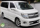 Nissan Elgrand supplied for sale
