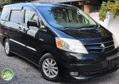 Toyota Alphard Hybrid supplied for sale fully UK registered direct from Japan with