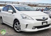 Toyota Prius Hybrid supplied for sale fully UK registered
