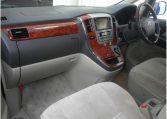 Toyota Alphard supplied for sale fully UK registered direct from Japan Gen