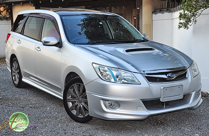 Subaru Exiga (YA5) 4WD 2.0GT